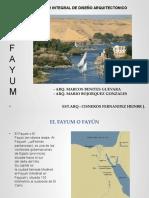 El Fayum