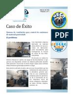 Caso de Exito 1503-001 - Material Particulado - TRX