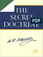 H. P. Blavatsky - The Secret Doctrine (complete)