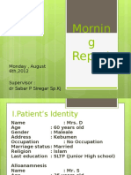 Morning Report 6 Aug 2012