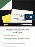 Material Norma Alistamiento Vehiculos