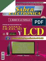 Cursos de Televisores de Plasma, Oled, 3d y Lcd Tomo 3