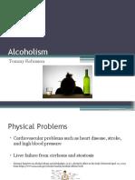 alcoholism presentation