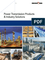 Power Transmi. Products