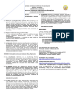 Programa Sintético de Geometría Analítica 2015
