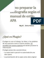 Normas Bibliografia APA