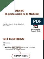 (5) PROFESIONALISMO