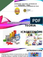 Sistema de Mercado TE 2017