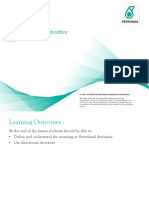 C3L3 Directional Derivatives