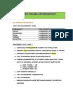 Australian Visa Process Information