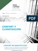 Confort y Climatizacion