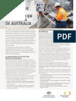 Seguridad en La Mineria de Australia