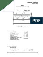 4. Bab IV - Perhitungan Floor Deck 5 (Ok)
