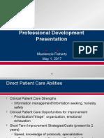 professional development powerpoint