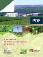Linee Guida Viticoltura