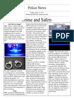 police 1 newspaper - google docs