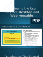 About Node JS multi platform