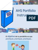 English Portfolio Explanation - SPANISH (1) (1)