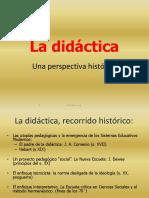 Didáctica Recorrido Histórico