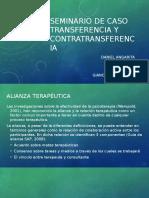 Transferencia y Contratransferencia