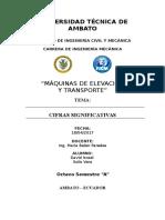 CIFRAS SIGNIFICATIVAS2