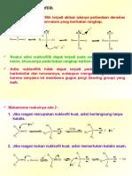 adisi nukleofilik