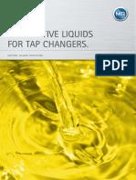 Alternative Liquids for Tap Changers