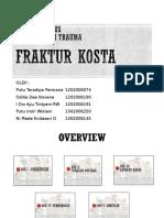 Lapsus Fraktur Kosta - Dea