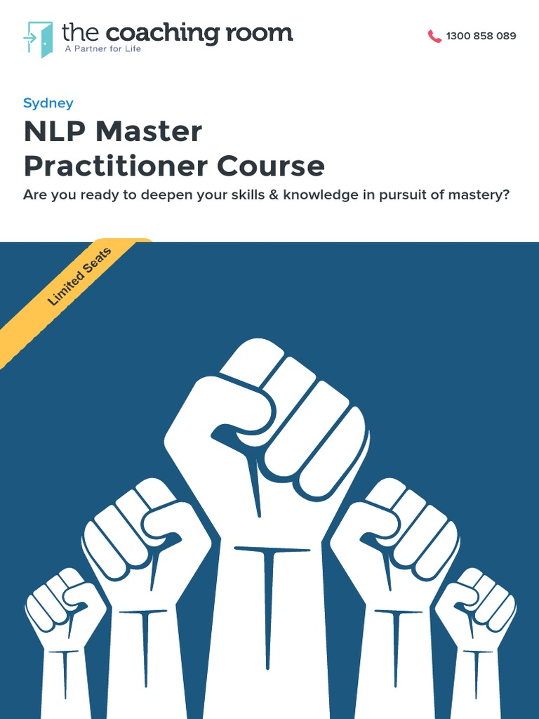NLP Master Practitioner Course-1 | Neuro Linguistic ...