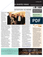 Business Events News for Mon 01 May 2017 - ICESAP accreditation scheme debuts, MEA conference kicks off in Sydney, Peter Sugg to retire from PCOA executive, and more