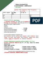 Los PASADO  Morfología y Uso Curso DELE B1(2)