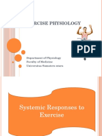 2. Systemic Responses to Exercise (2)