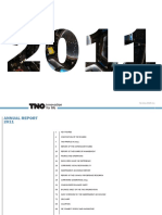Tno Annual Report 2011