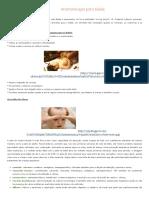 Aromaterapia Para Bebês