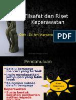 06. Filsafat Dan Riset Keperawatan (1)
