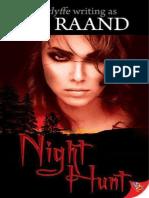 Midnight Hunters 3 - Night Hunt -Radclyffe