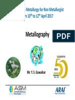 15 Metallography