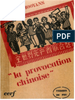 Provocation Chinoise
