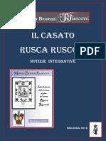 Il casato Rusca Rusconi