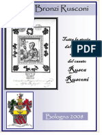 Tutta la storia, dalle lontane origini, del casato Rusca Rusconi (rivisitato)