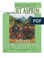 Myth Conceptions (Myth Adventures, #2) by Robert Asprin