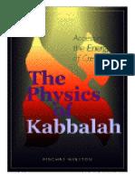 Pinchas Winston - The Physics of Kabbalah