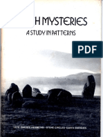Earth Mysteries A study In Patterns - Keith Critchlow and Graham Challifour