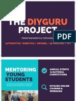 The DIYguru Project - Maker Movement in India