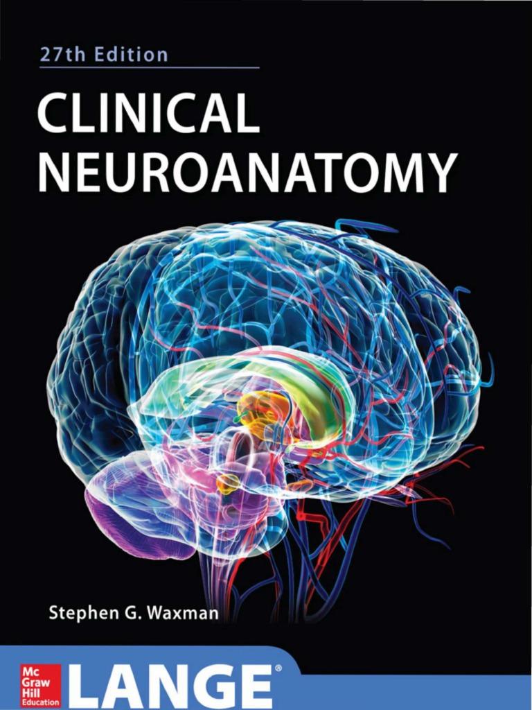 Clinical Neuroanatomy 27E.pdf   Central Nervous System   Brainstem