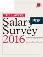 The Lawyer Salary Survey 2016