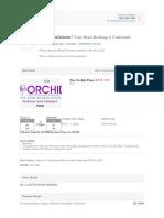 Hotel Booking Ref-0504762174726