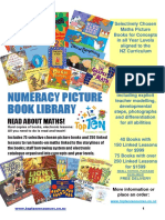 NZ Numeracy Picture Books With Lessons