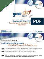 Global Shore 2010