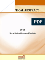 Statistical Abstract 2016
